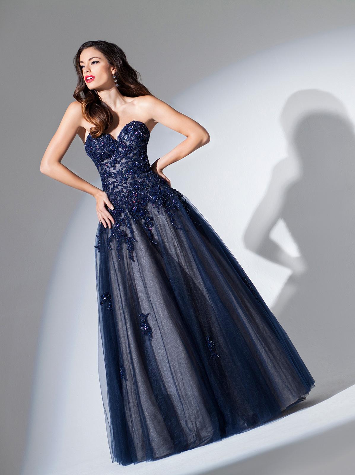Vestido De Festa - TBE11550