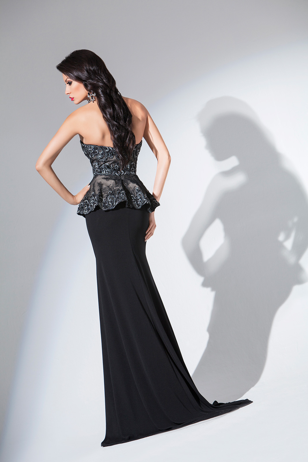 Vestido De Festa - TBE11562