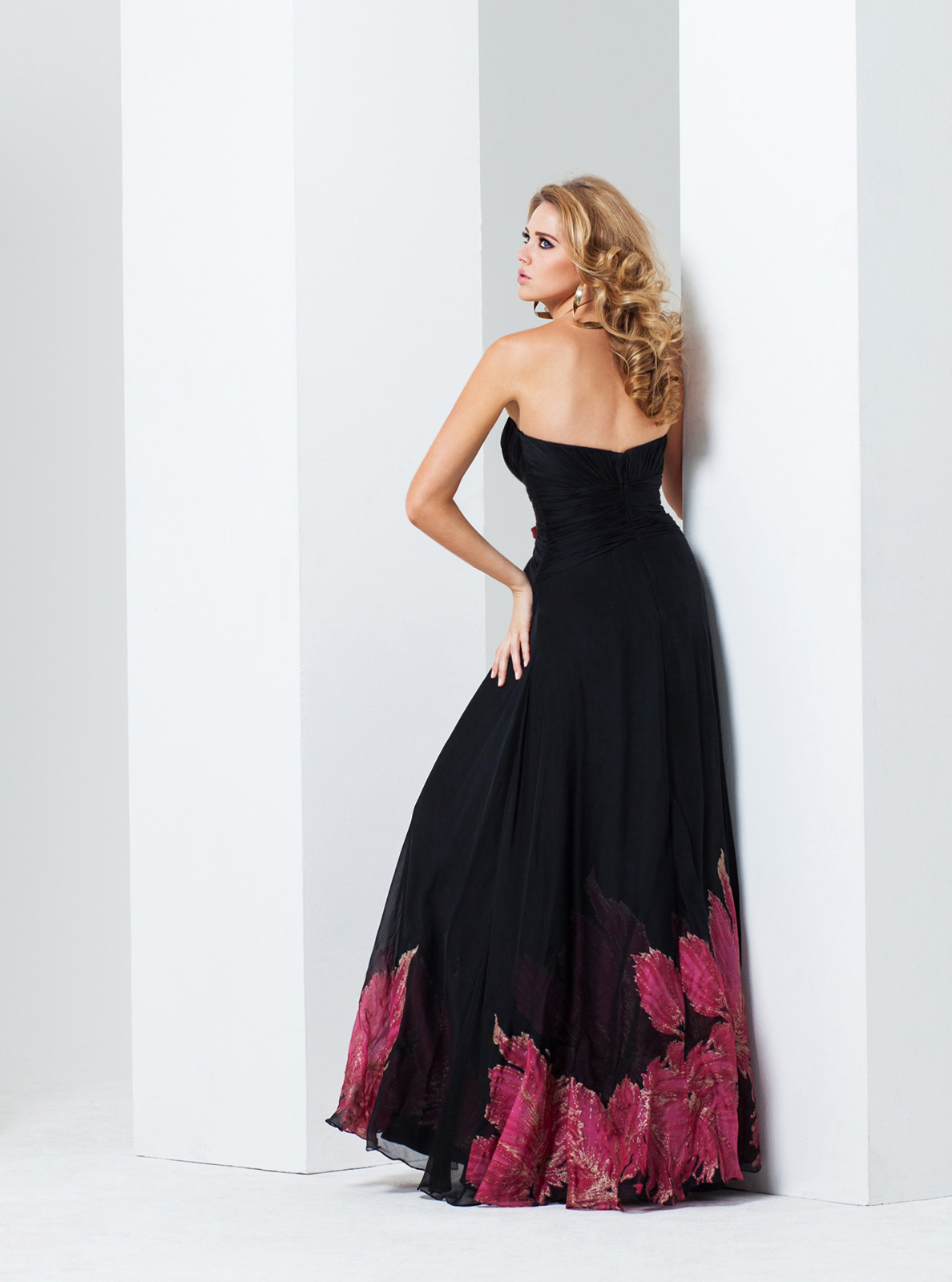 Vestido De Festa - TBE11564