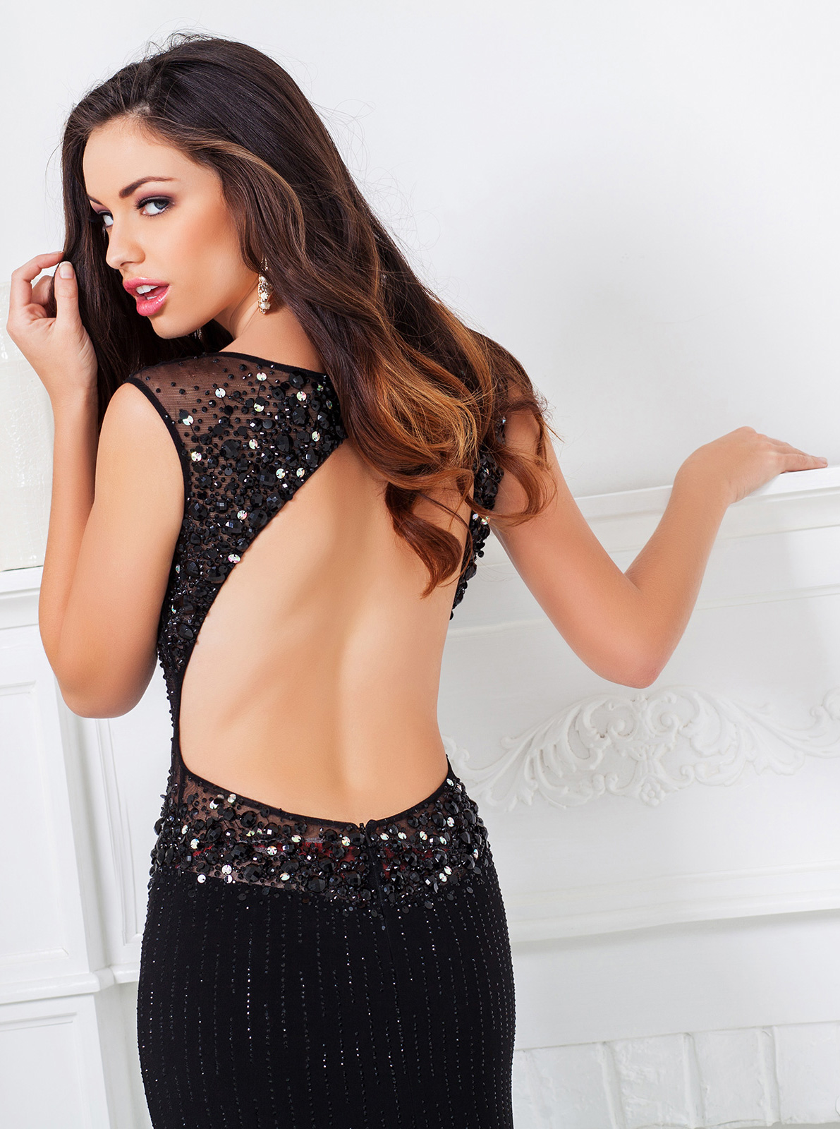 Vestido De Festa - TBE11567
