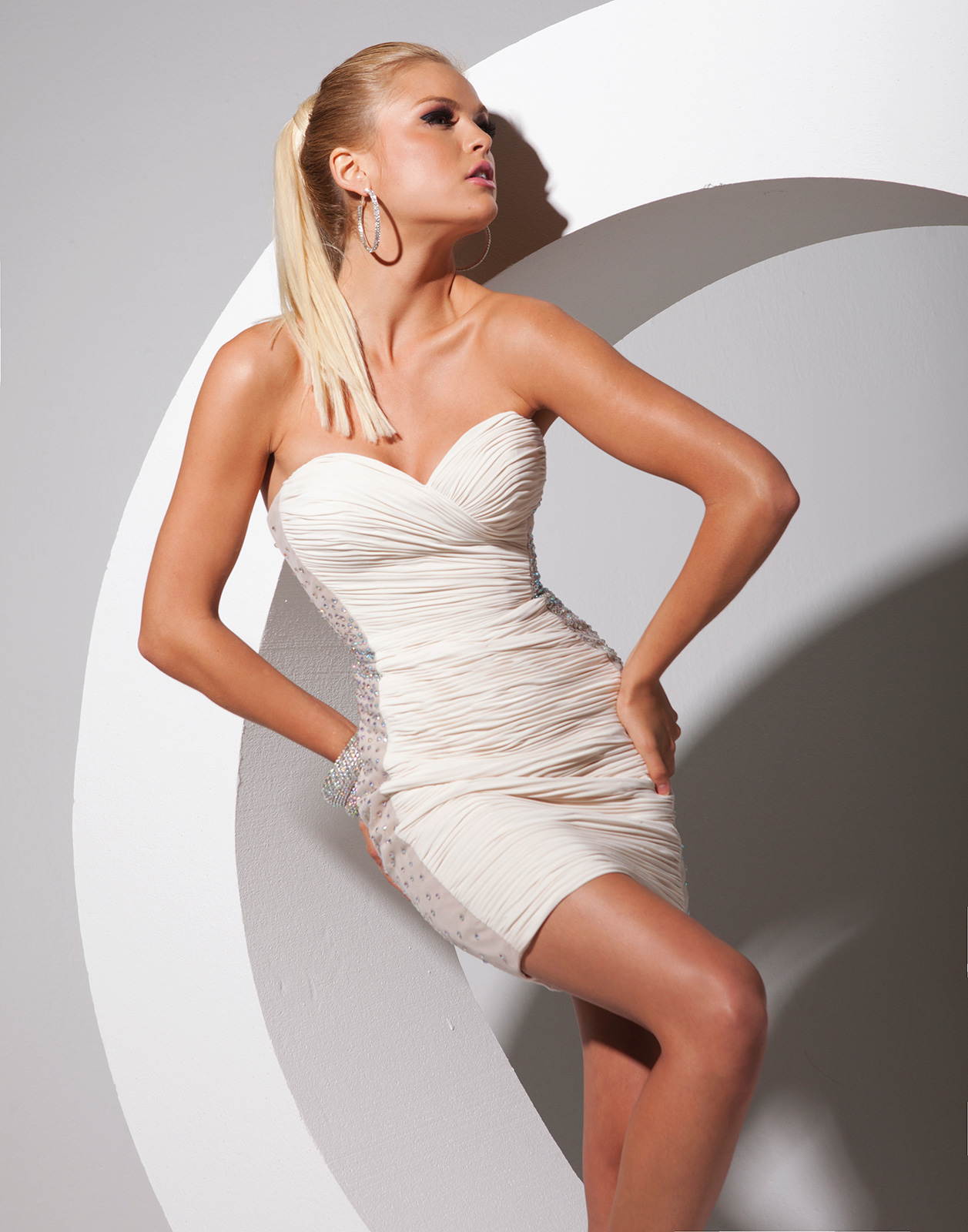 Vestido De Festa - TS11361