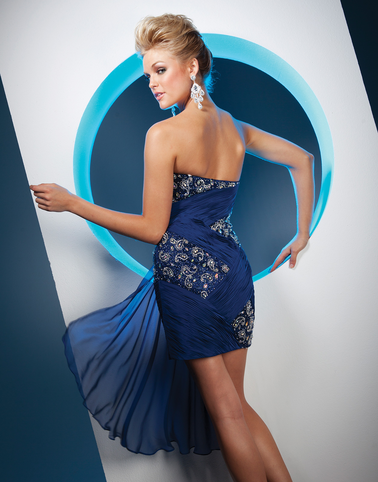 Vestido De Festa - TS11362
