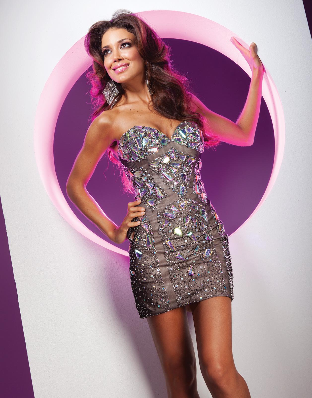 Vestido De Festa - TS11373