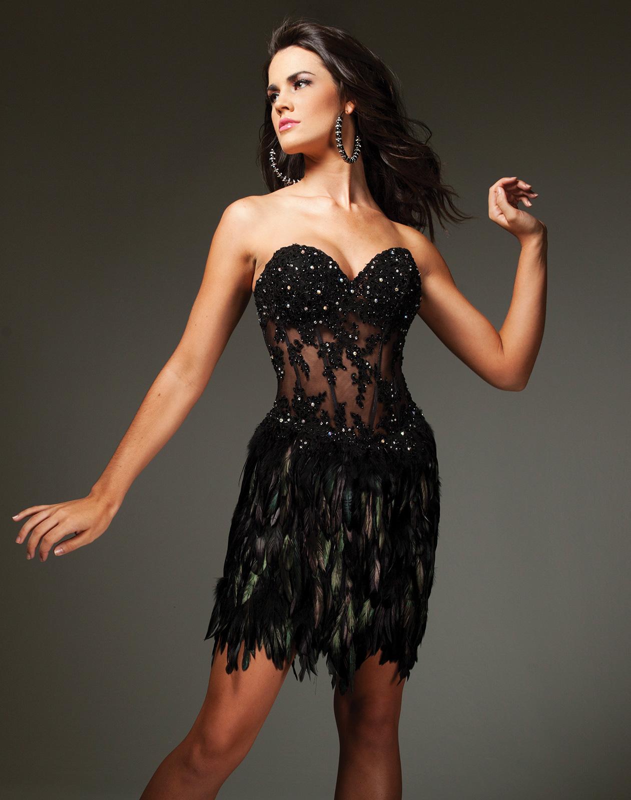 Vestido De Festa - TS11384