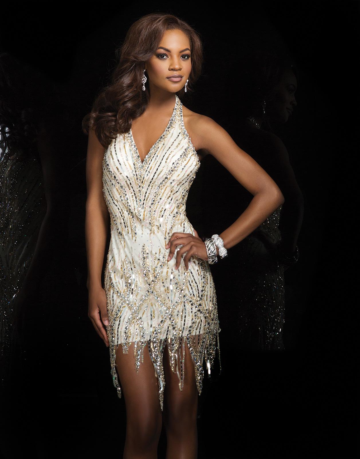 Vestido De Festa - TS11479