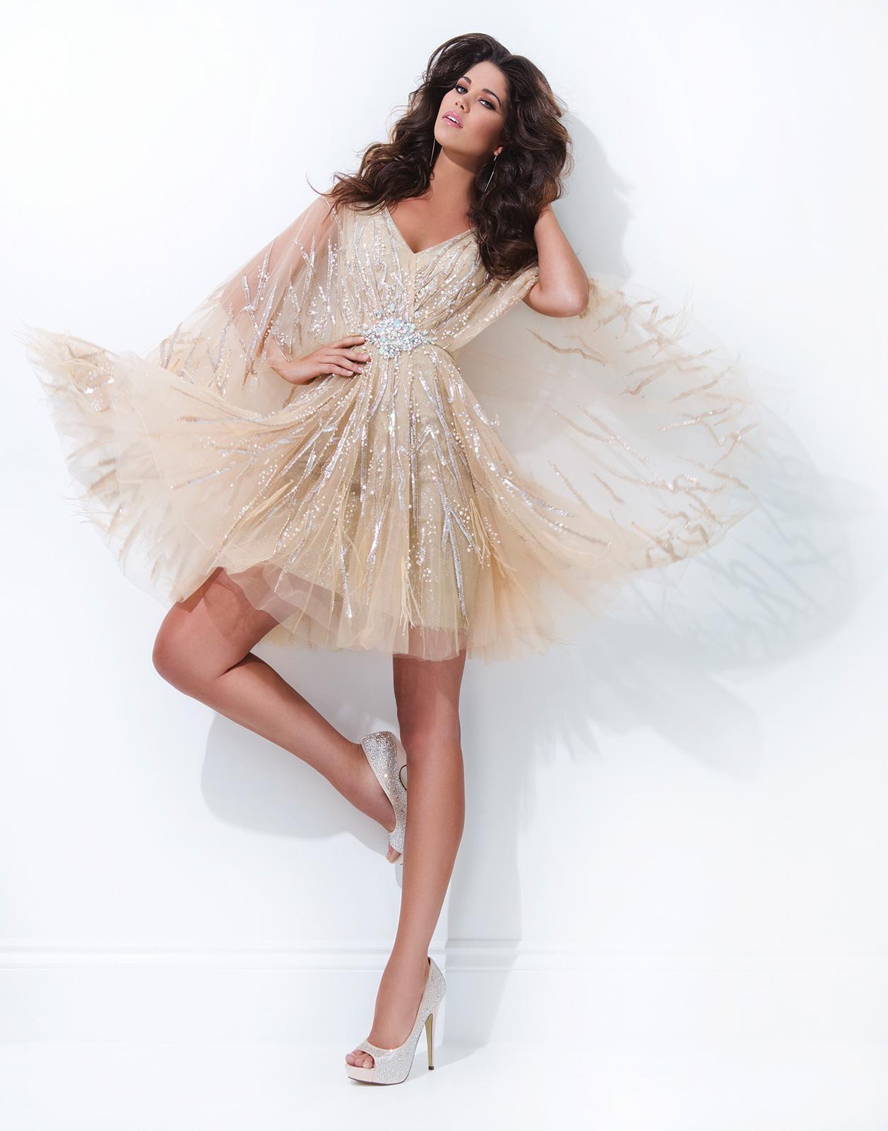 Vestido De Festa - TS11481
