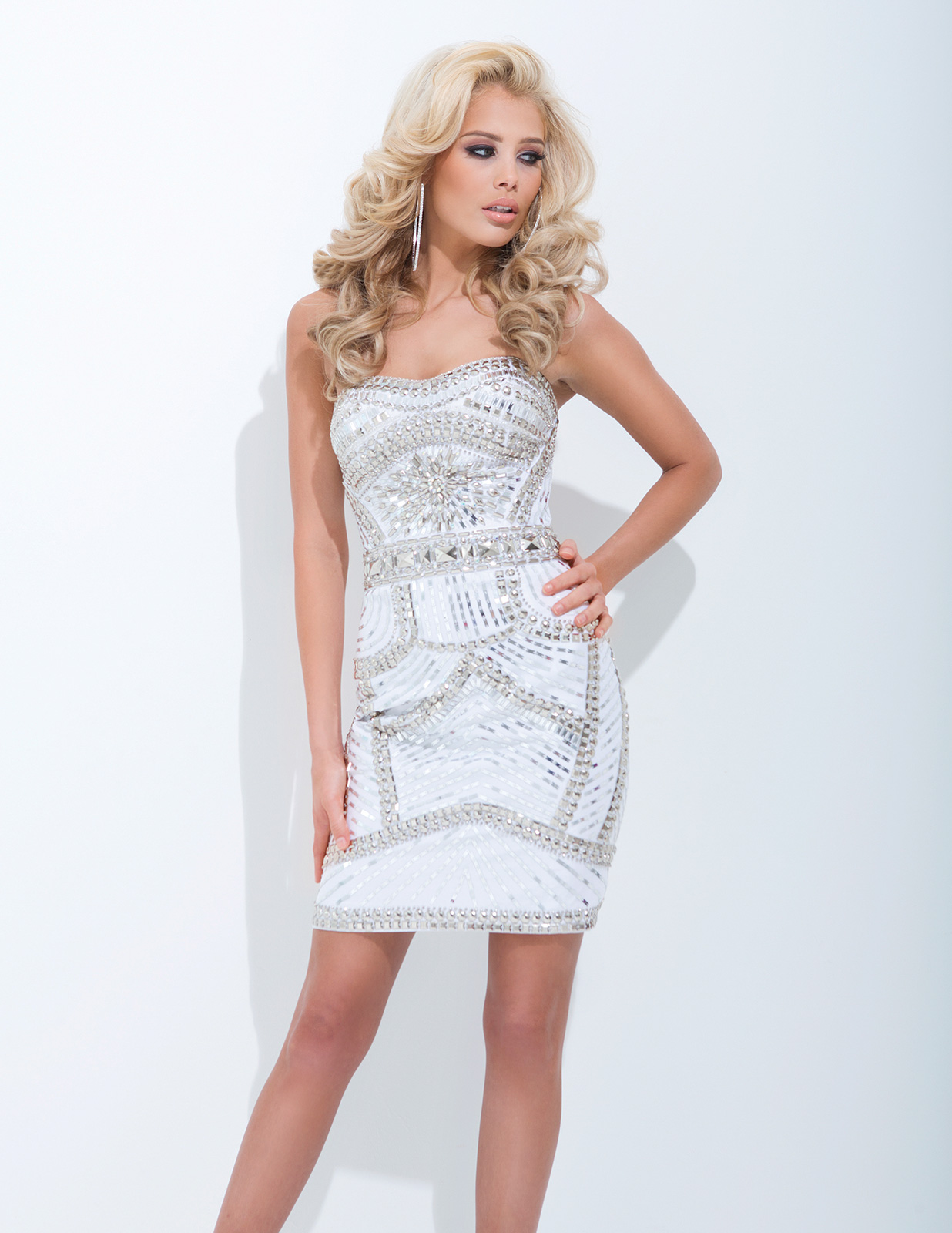 Vestido De Festa - TS11486