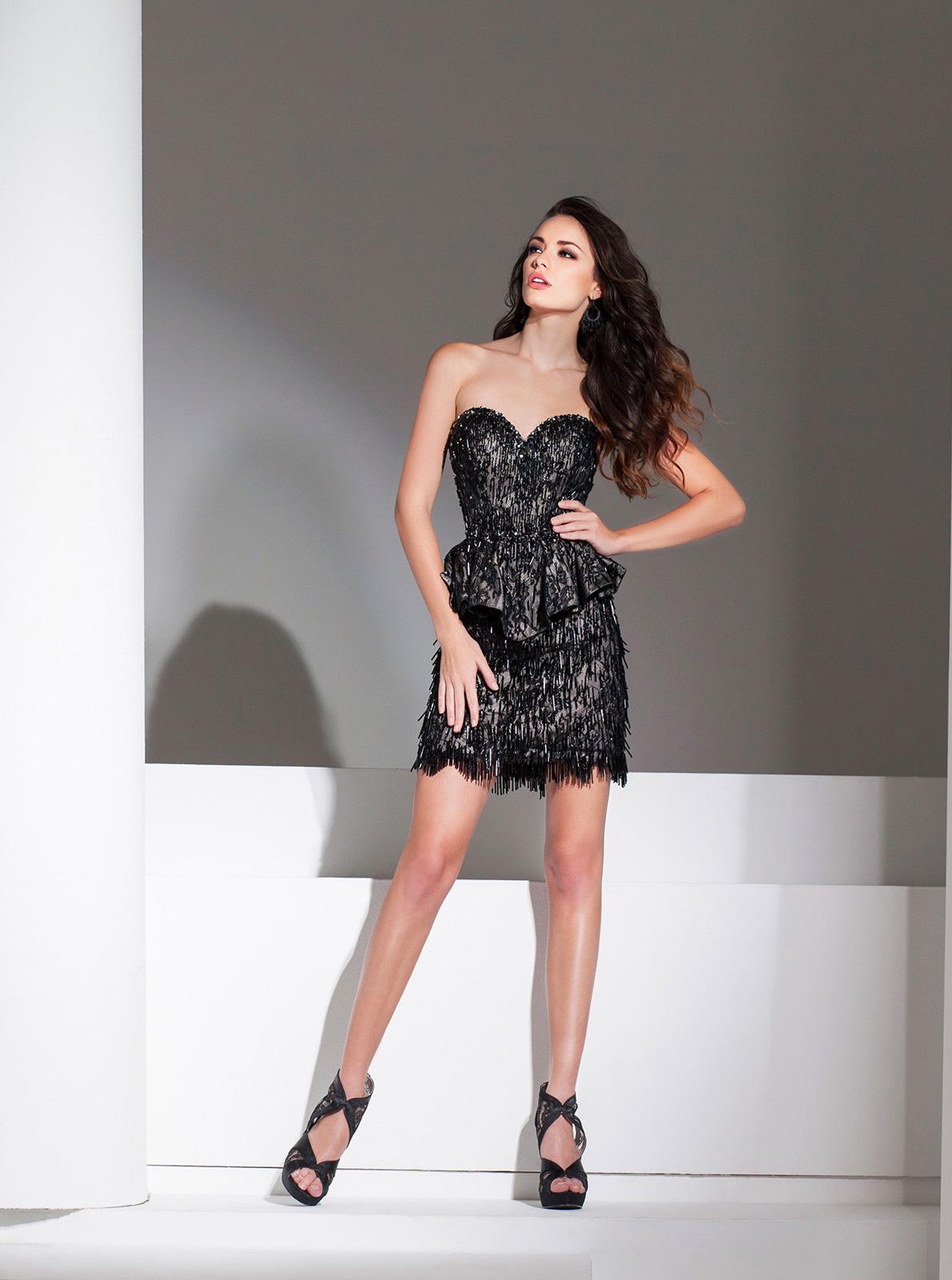 Vestido De Festa - TS11572