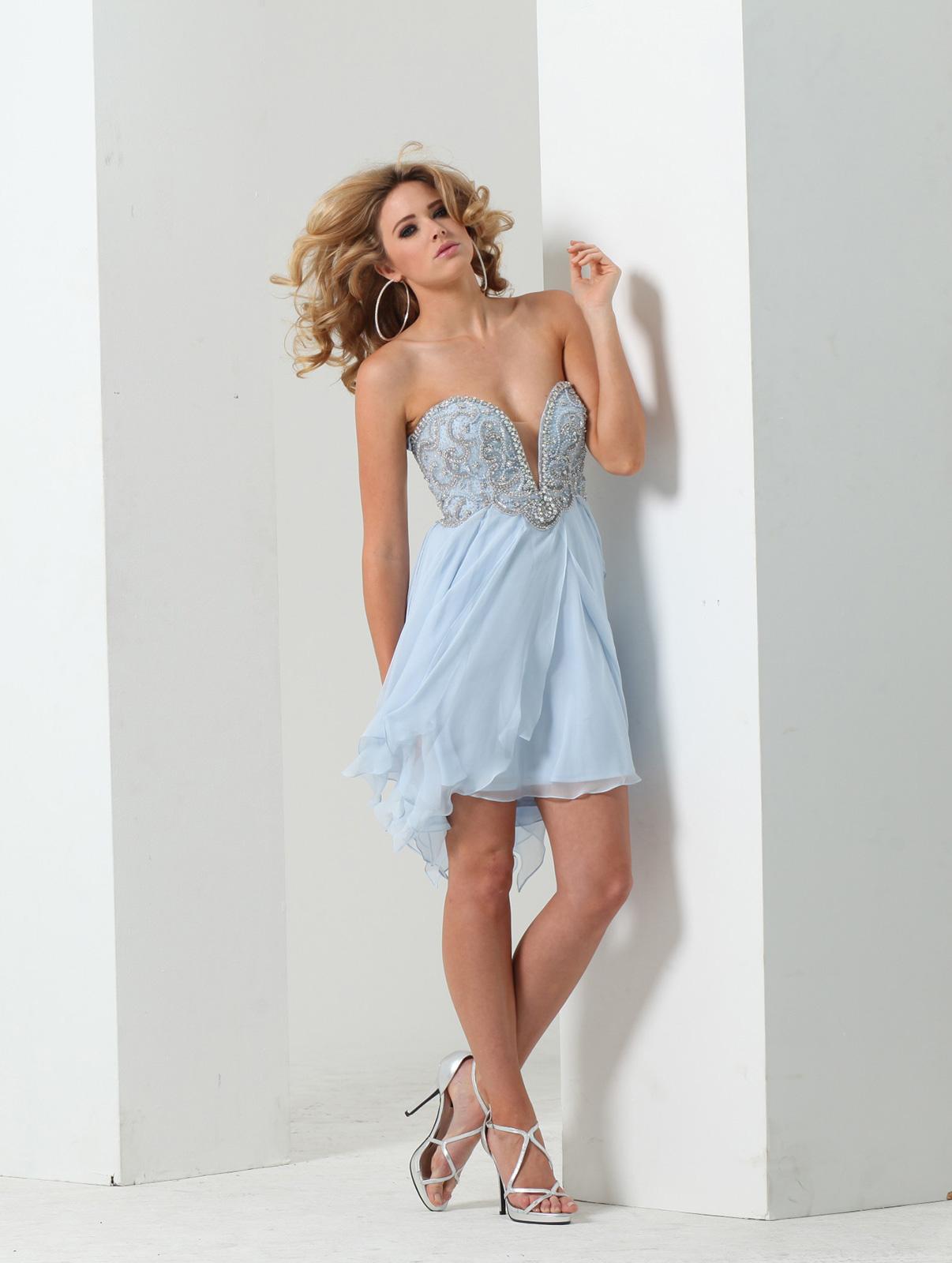Vestido De Festa - TS11577