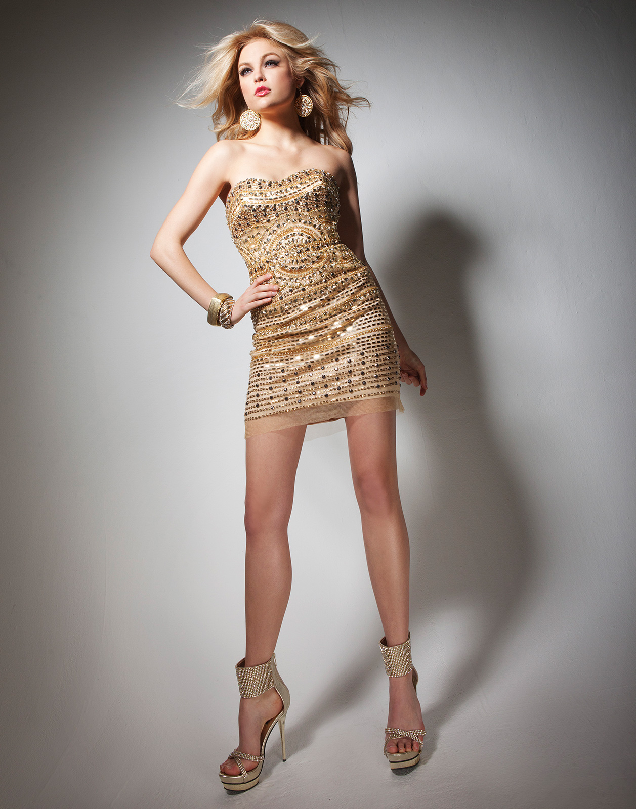 Vestido De Festa - TS21301