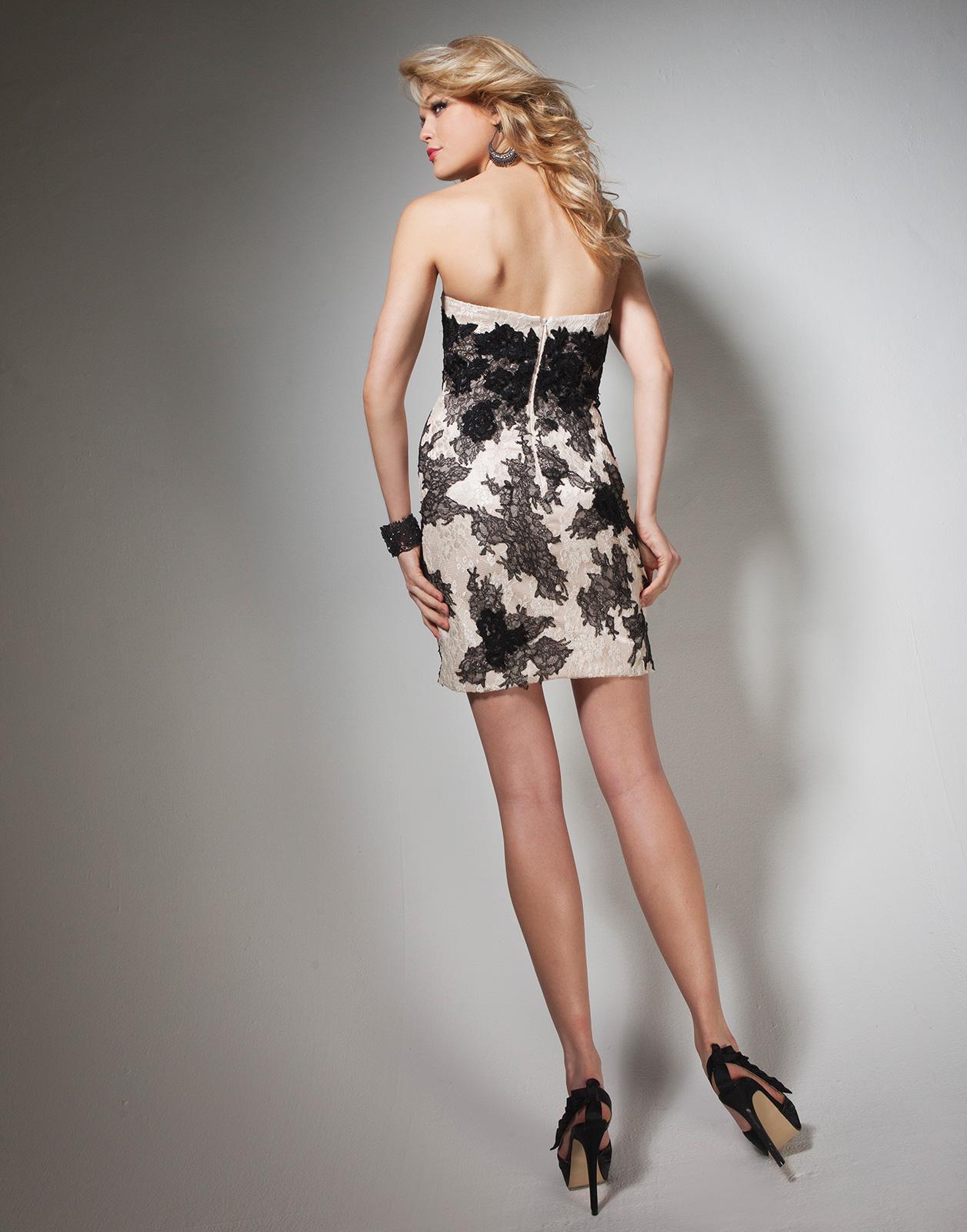 Vestido De Festa - TS21305