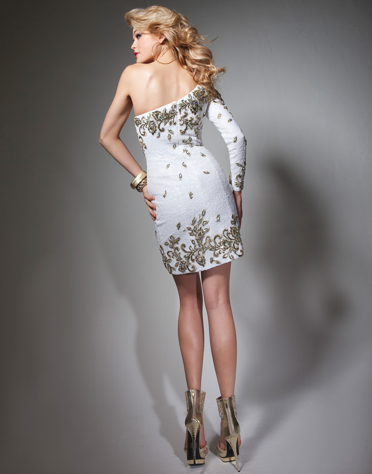 Vestido De Festa - TS21308