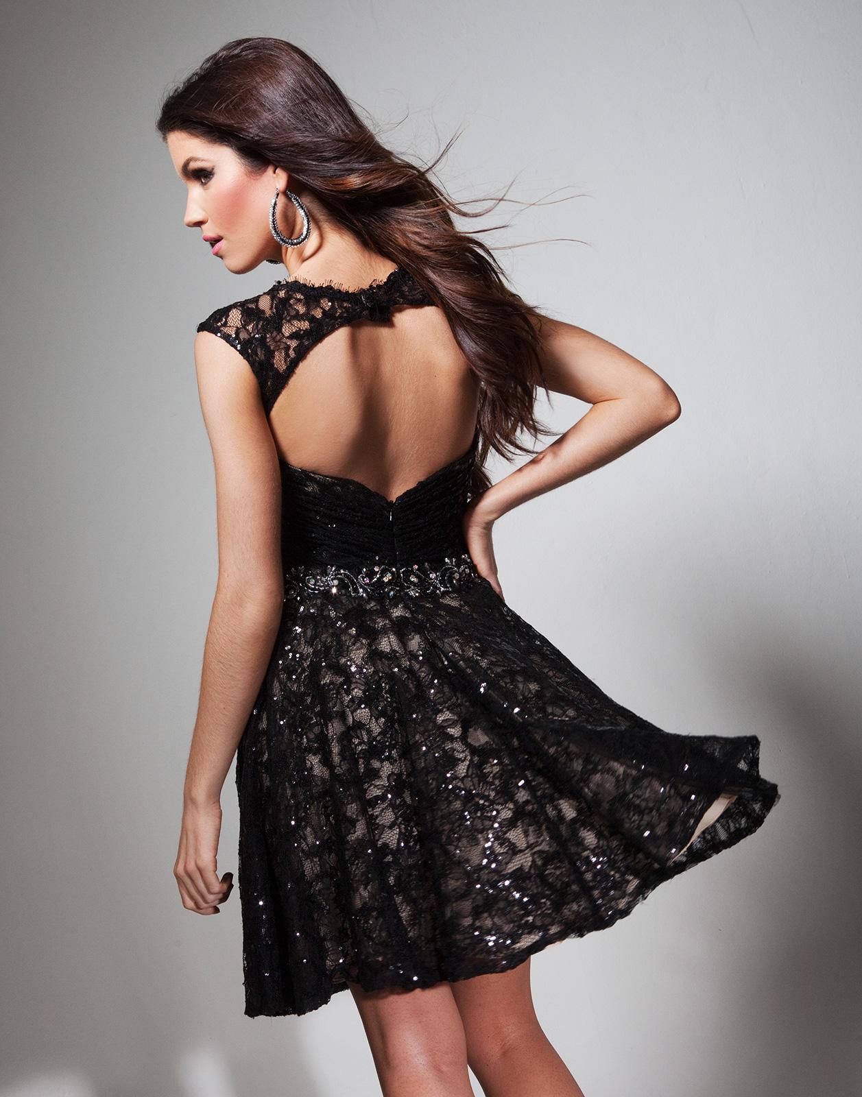 Vestido De Festa - TS21316