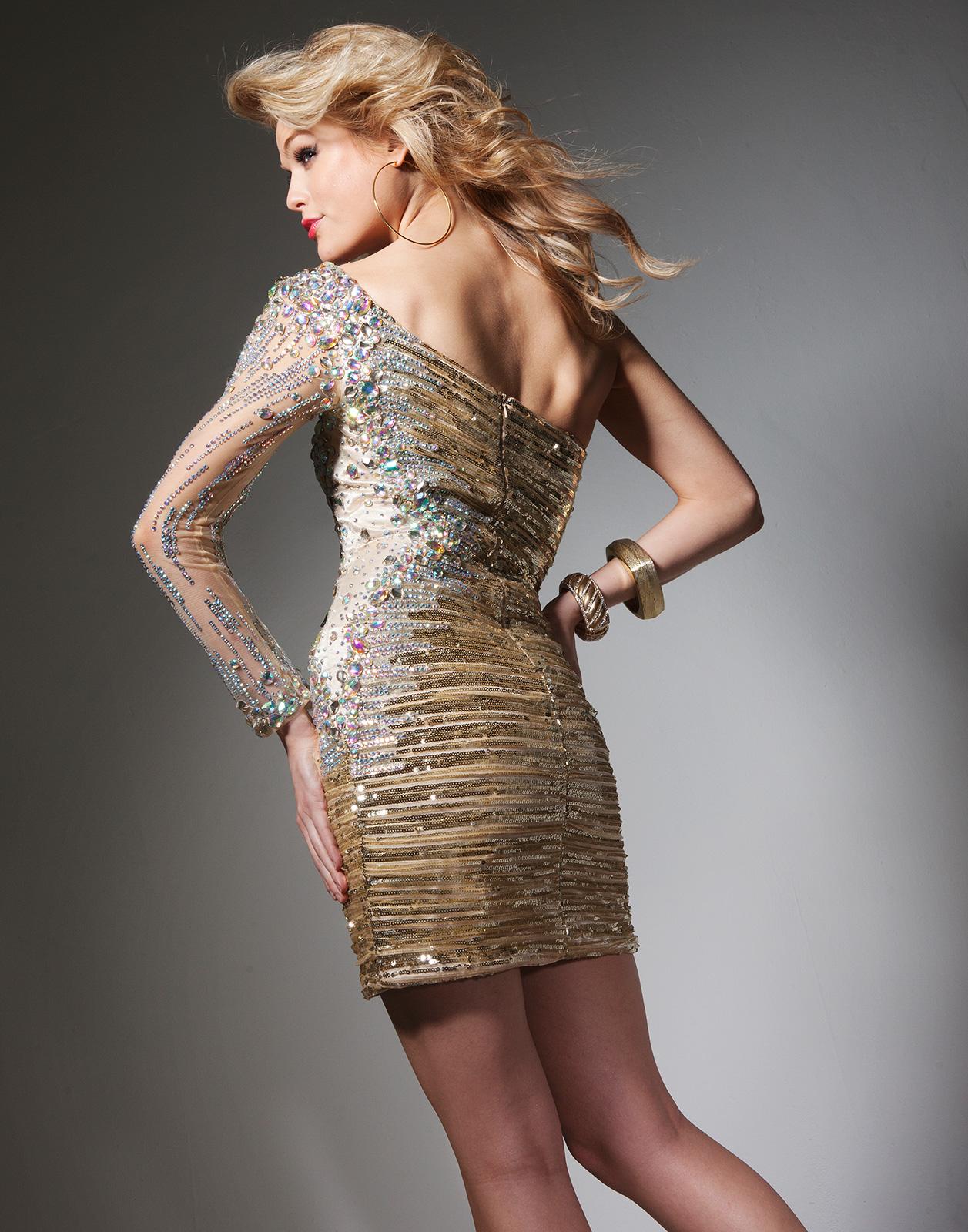 Vestido De Festa - TS21324