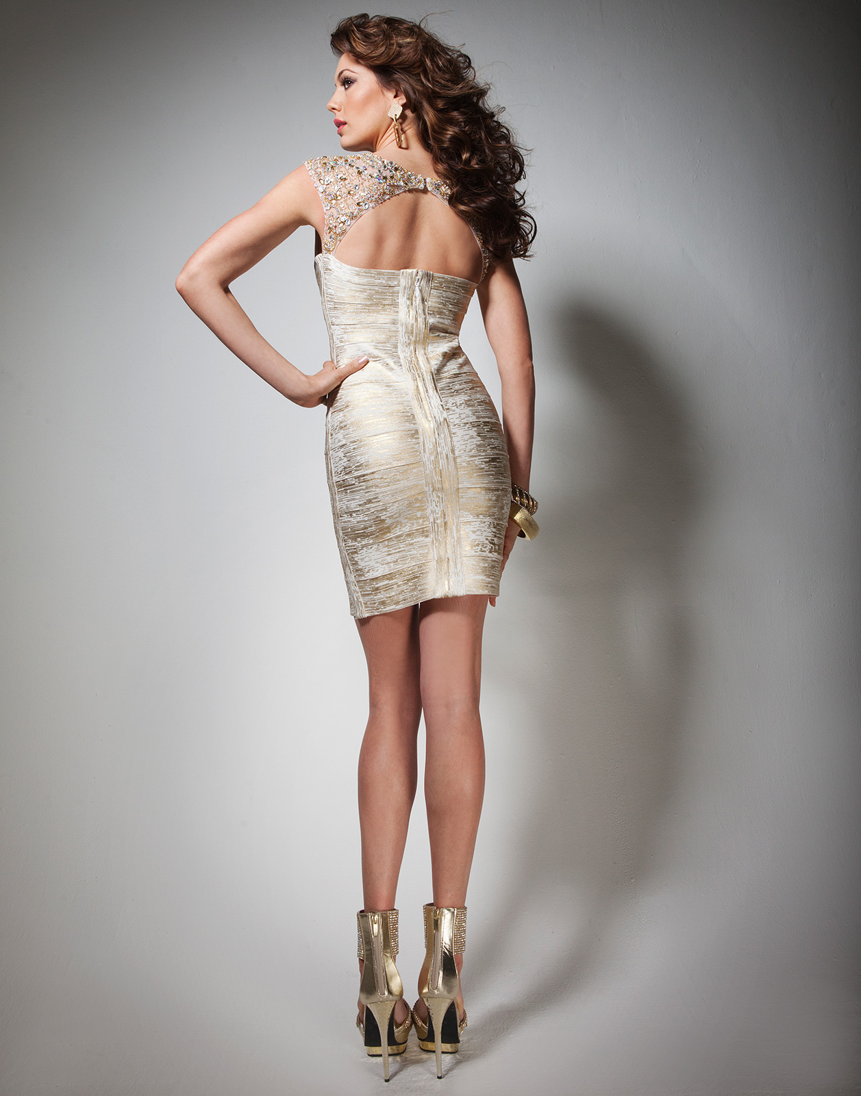 Vestido De Festa - TS21327