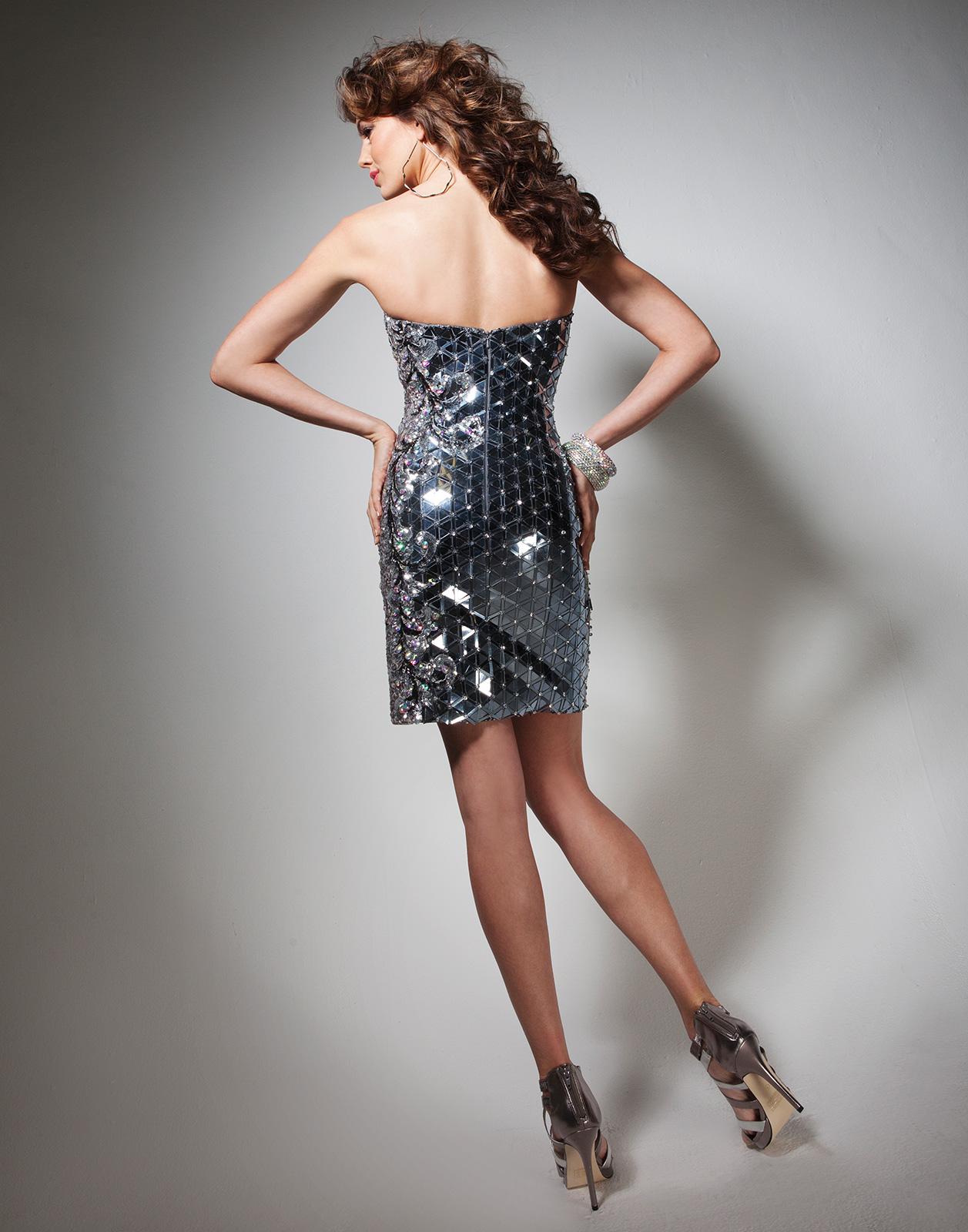 Vestido De Festa - TS21329