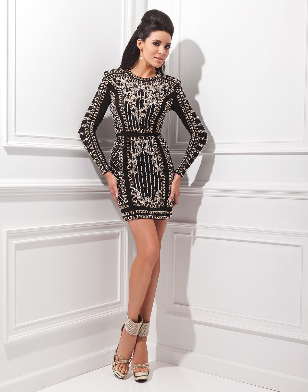 Vestido De Festa - TS21452