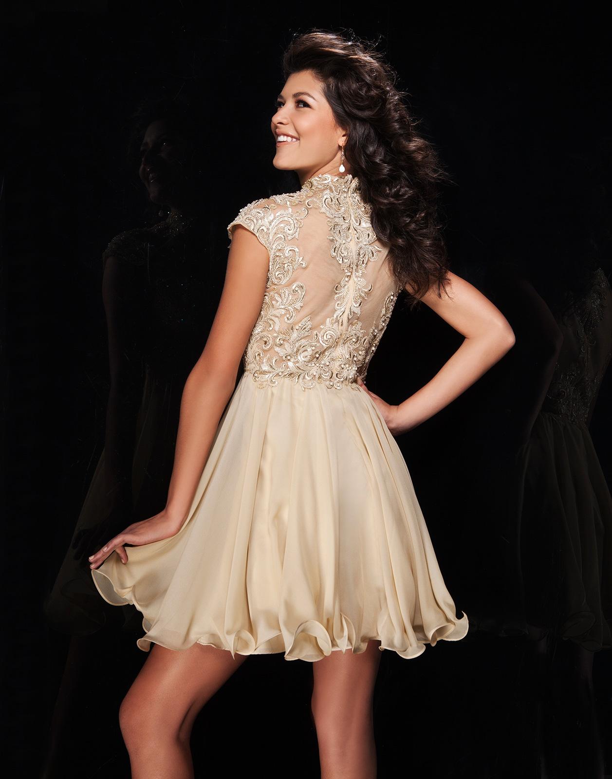 Vestido De Festa - TS21461