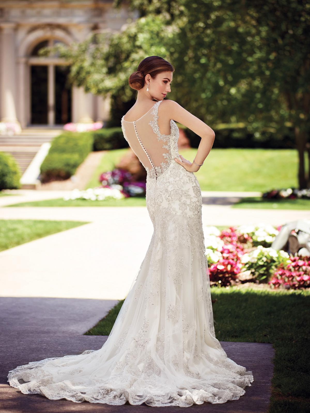 Vestido De Noiva - 117275
