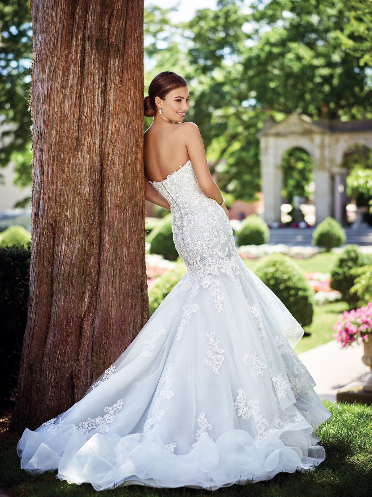 Vestido De Noiva - 117280