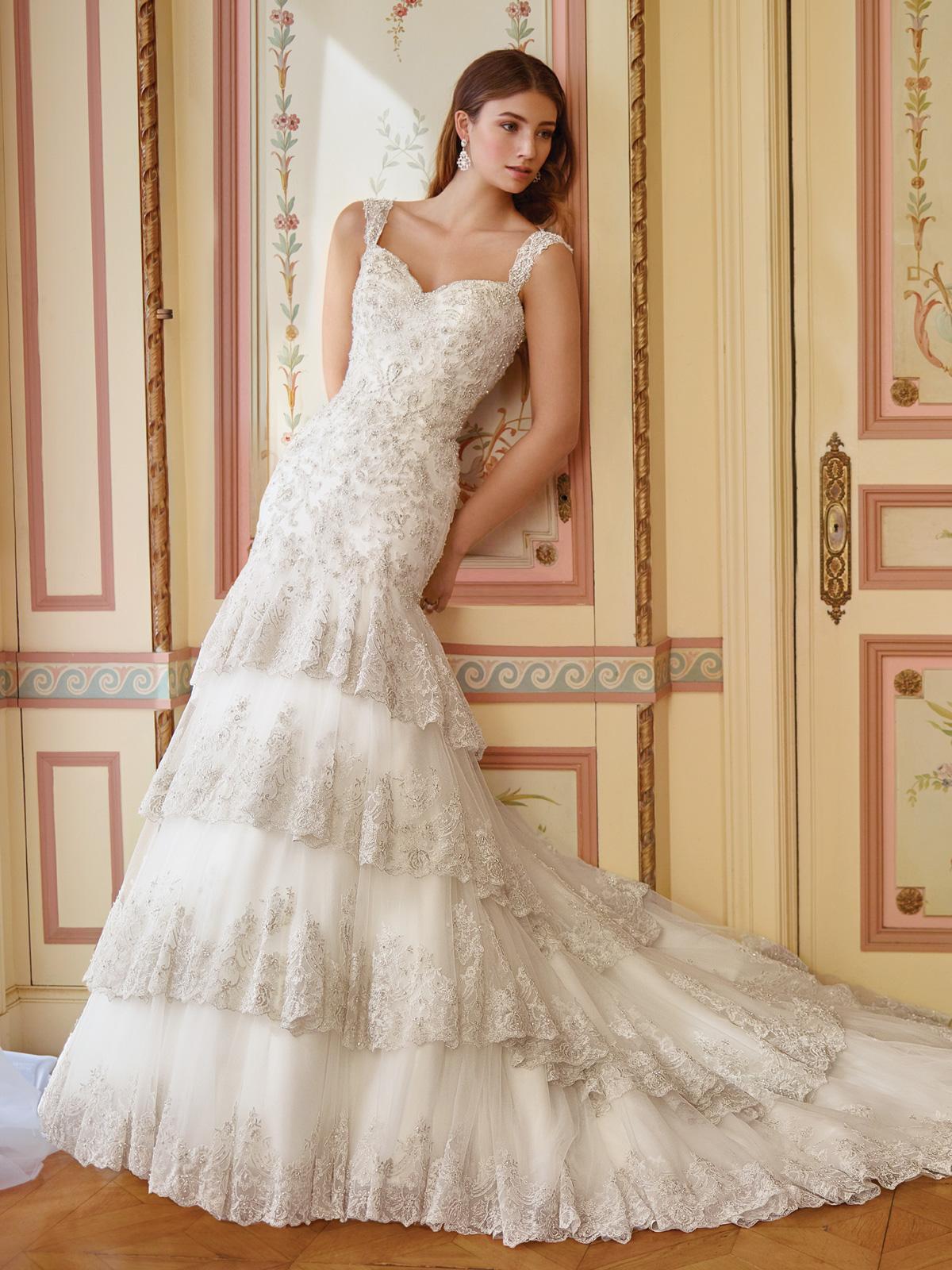 Vestido De Noiva - 117293