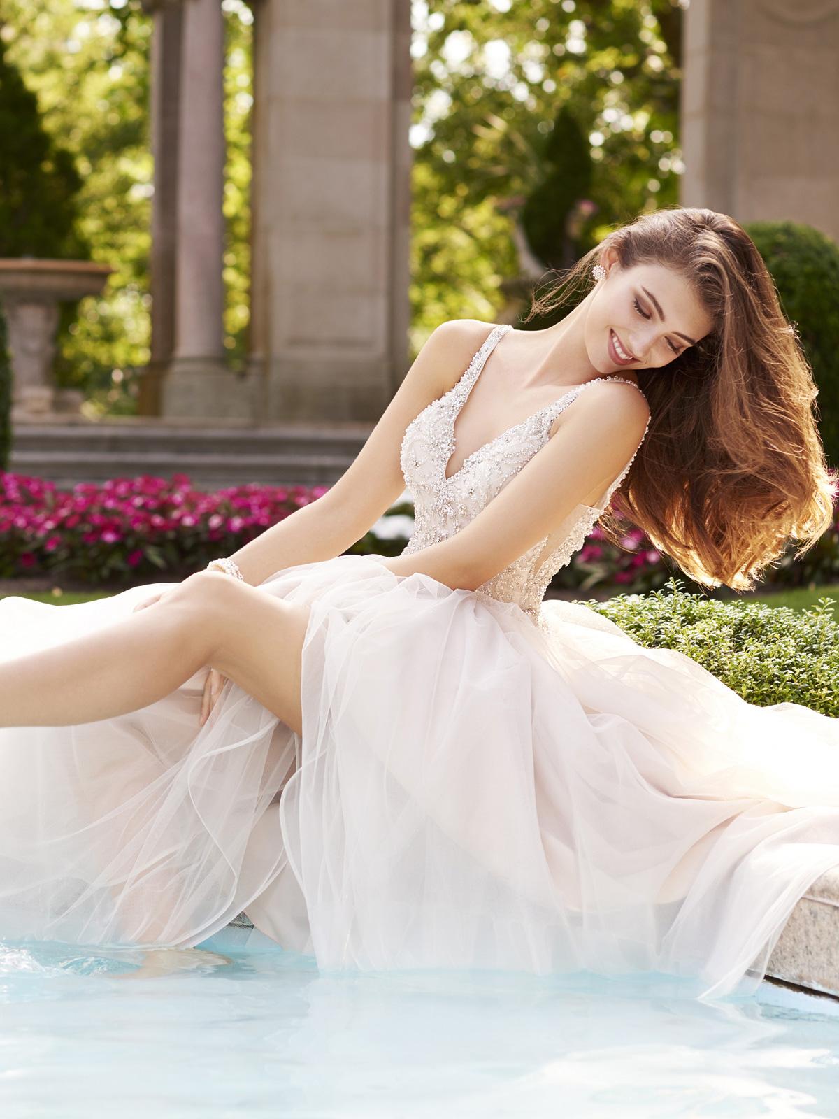 Vestido De Noiva - 118253