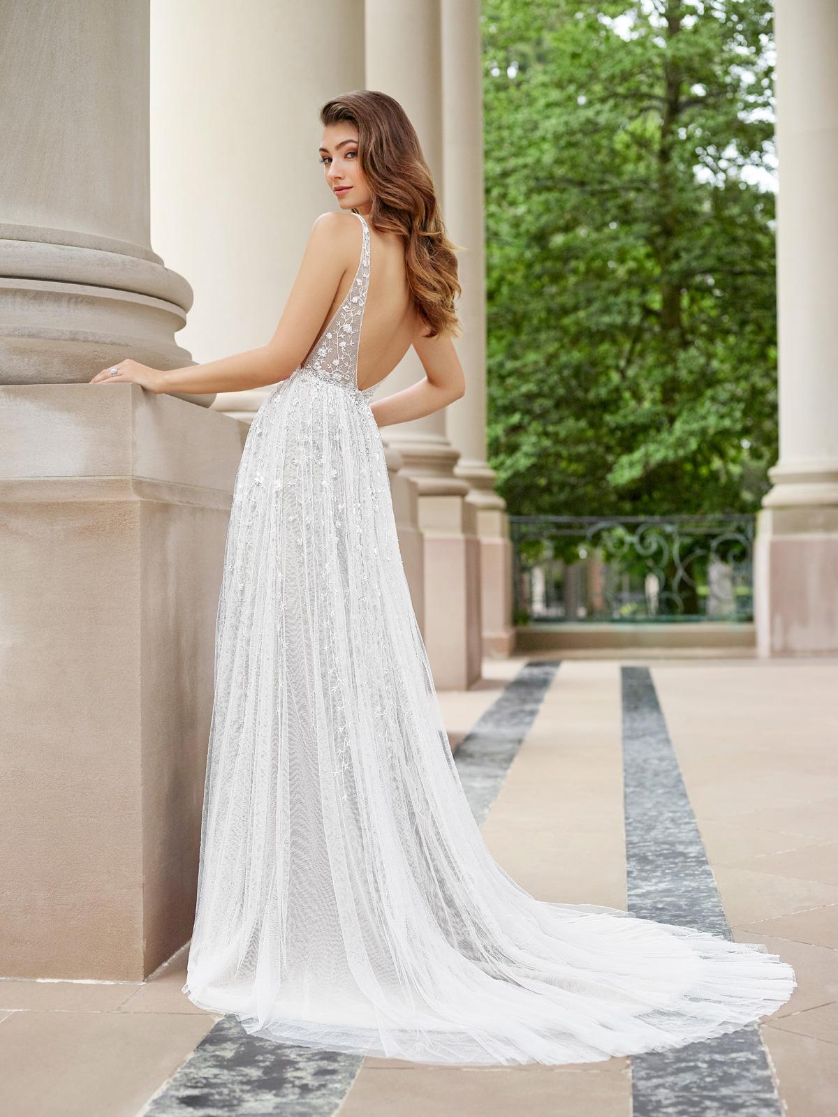 Vestido De Noiva - 118254