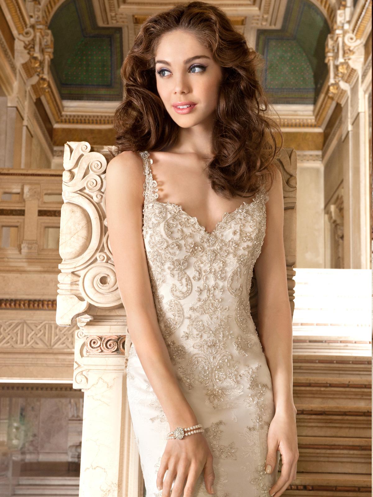 Vestido De Noiva - 1491