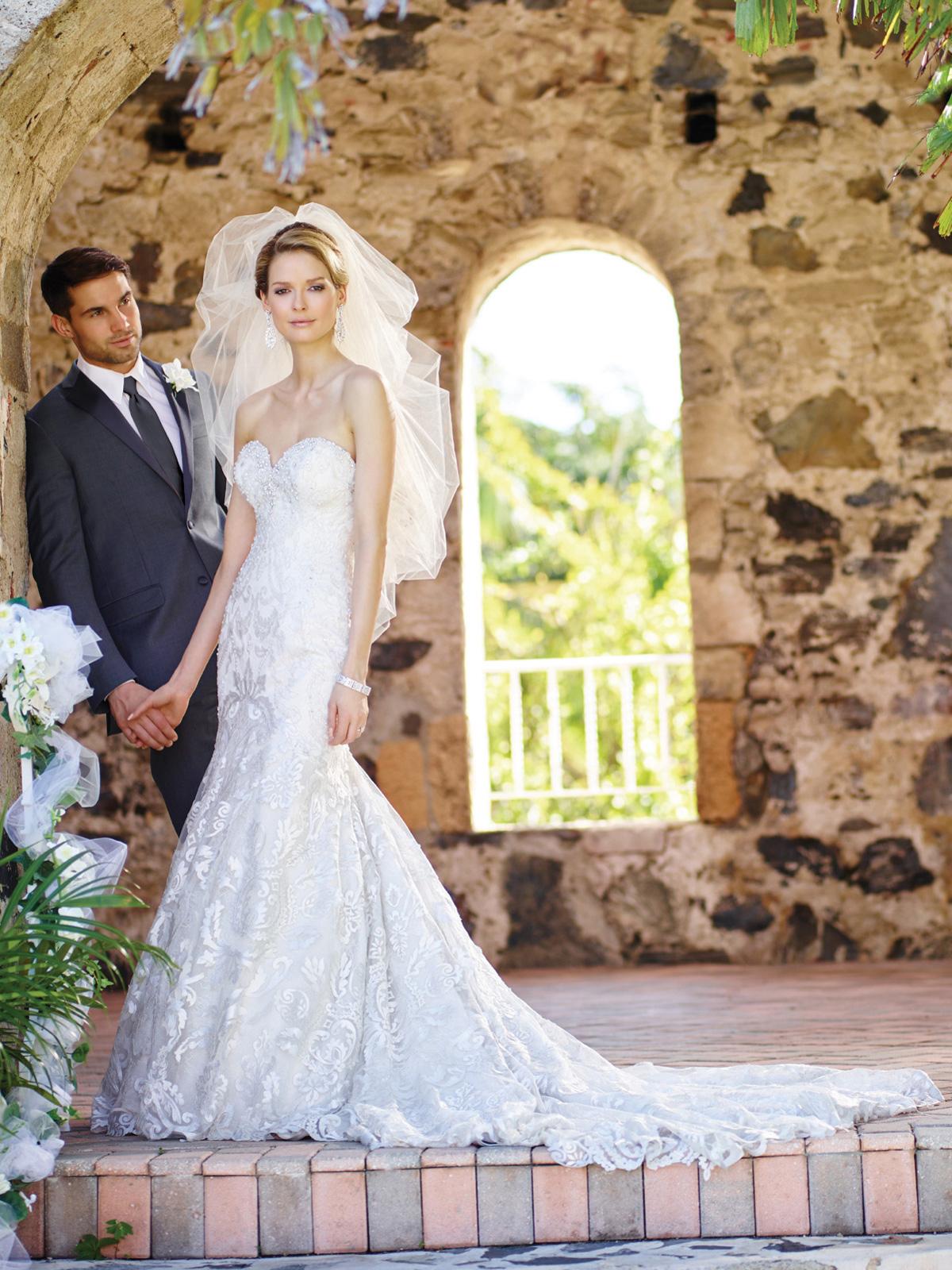Vestido De Noiva - 216245