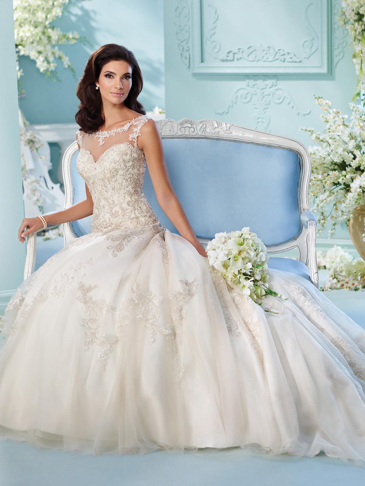 Vestido De Noiva - 216250