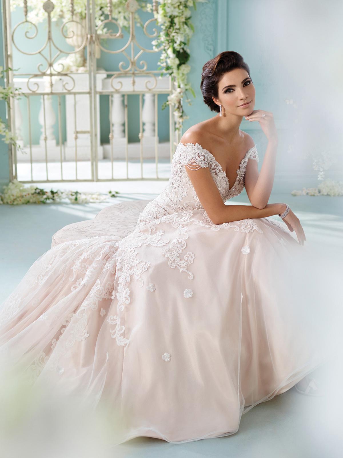 Vestido De Noiva - 216254