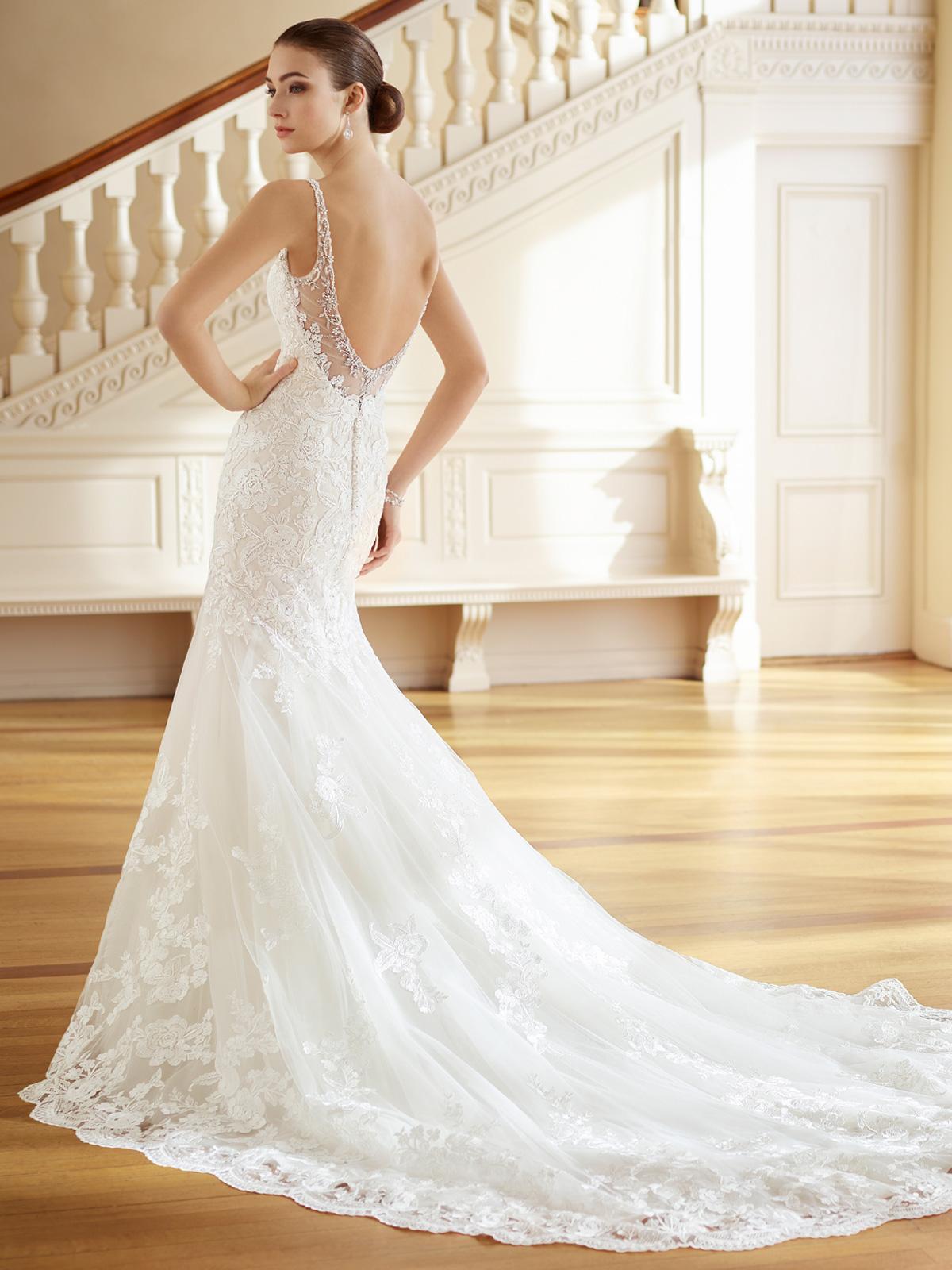 Vestido De Noiva - 217223