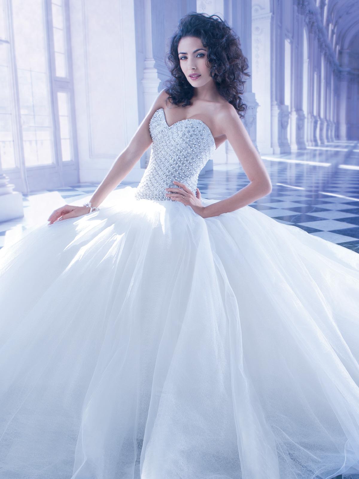 Vestido De Noiva - 2867