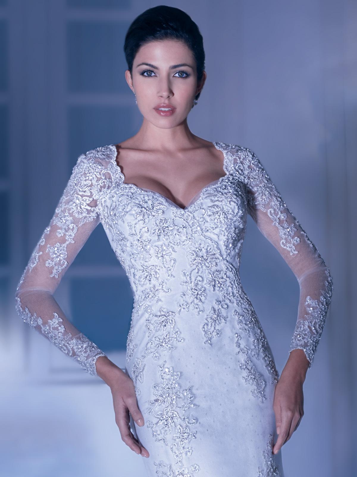 Vestido De Noiva - 4323