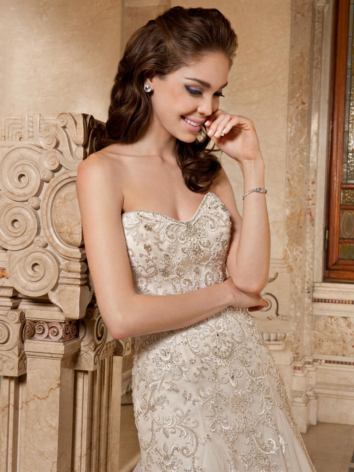 Vestido De Noiva - 4327