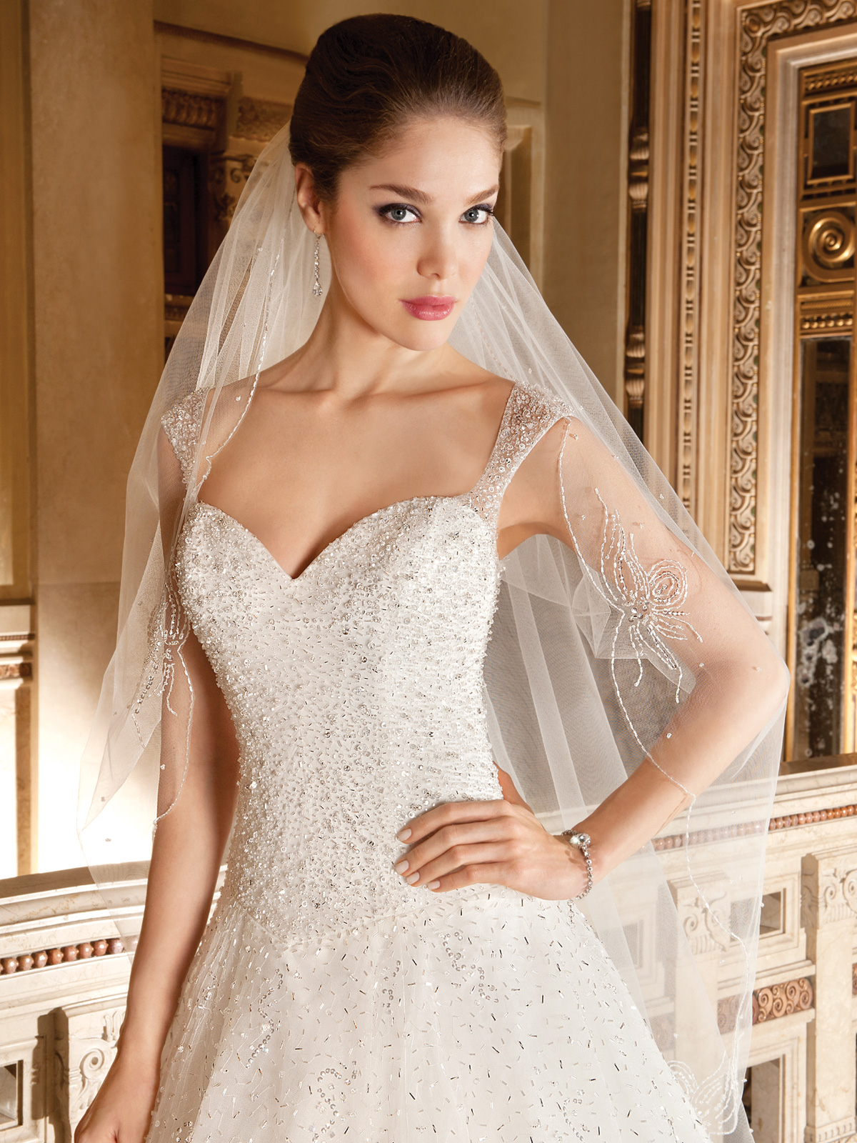Vestido De Noiva - 570