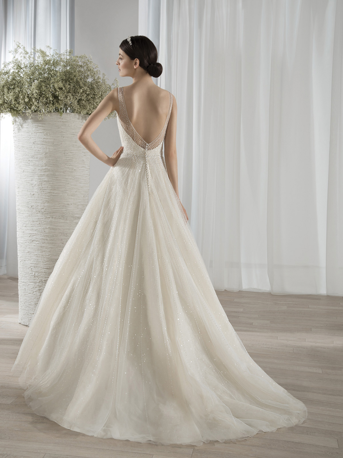 Vestido De Noiva - 586