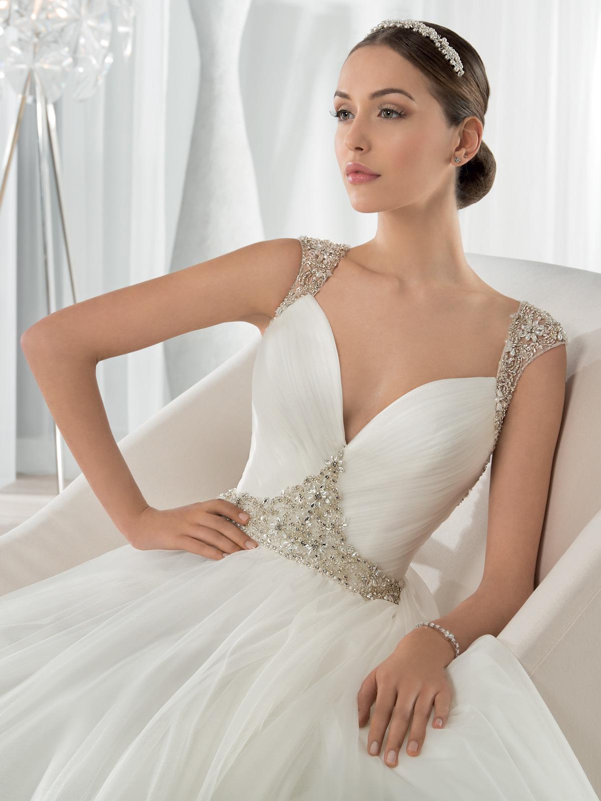 Vestido De Noiva - 607