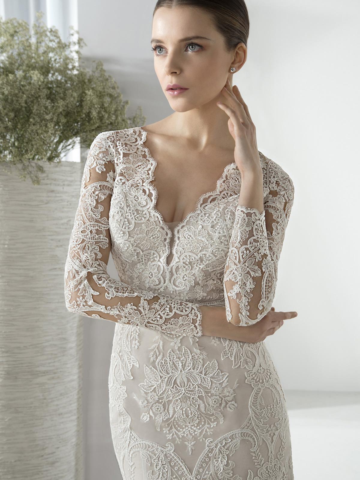 Vestido De Noiva - 636