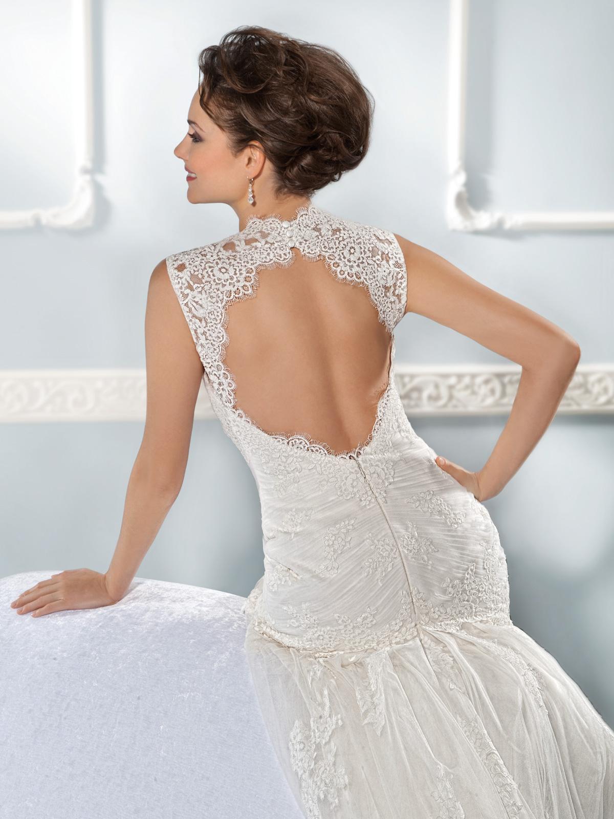 Vestido De Noiva - 7630