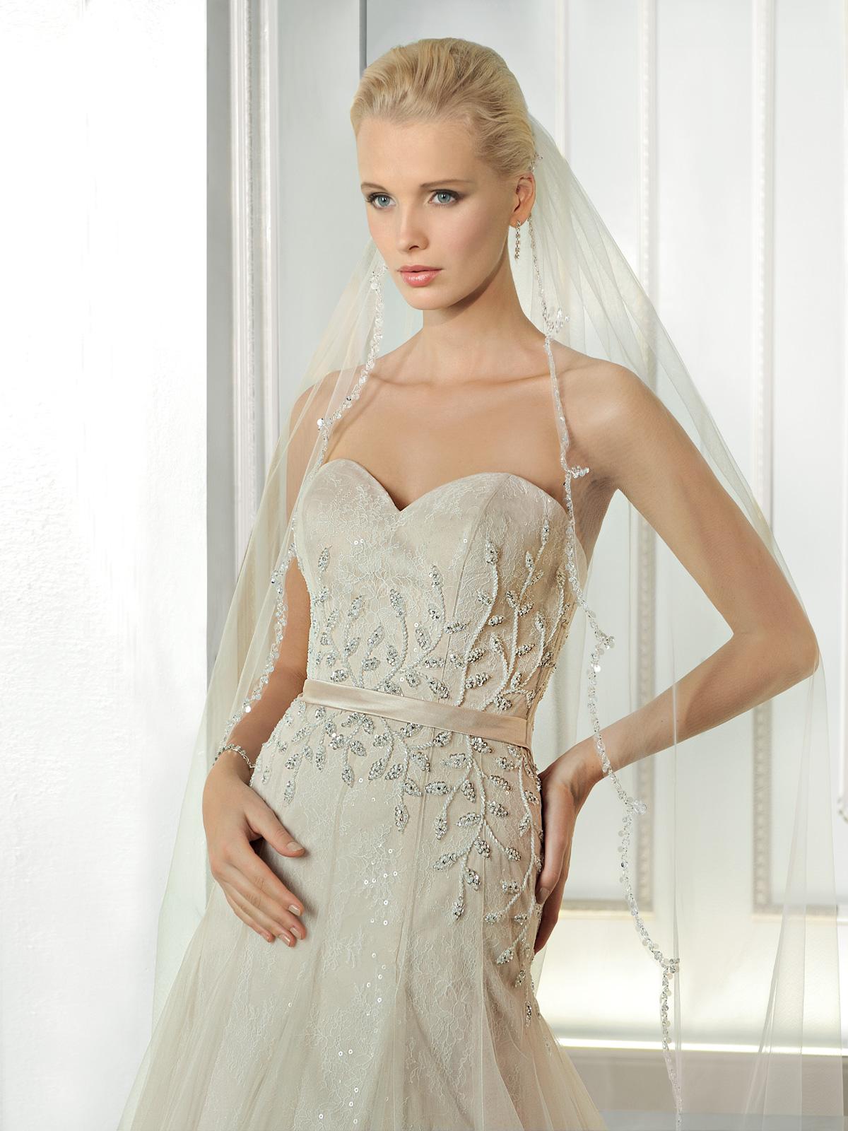 Vestido De Noiva - 7693