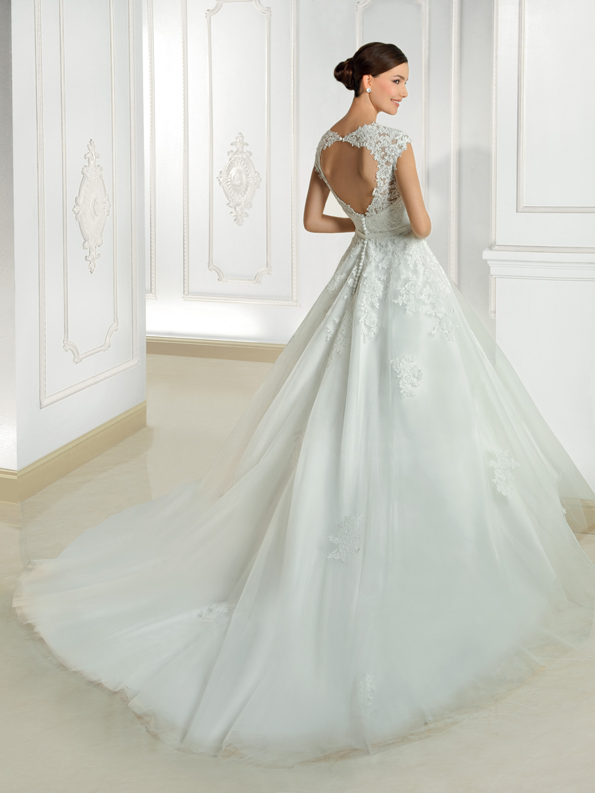 Vestido De Noiva - 7701