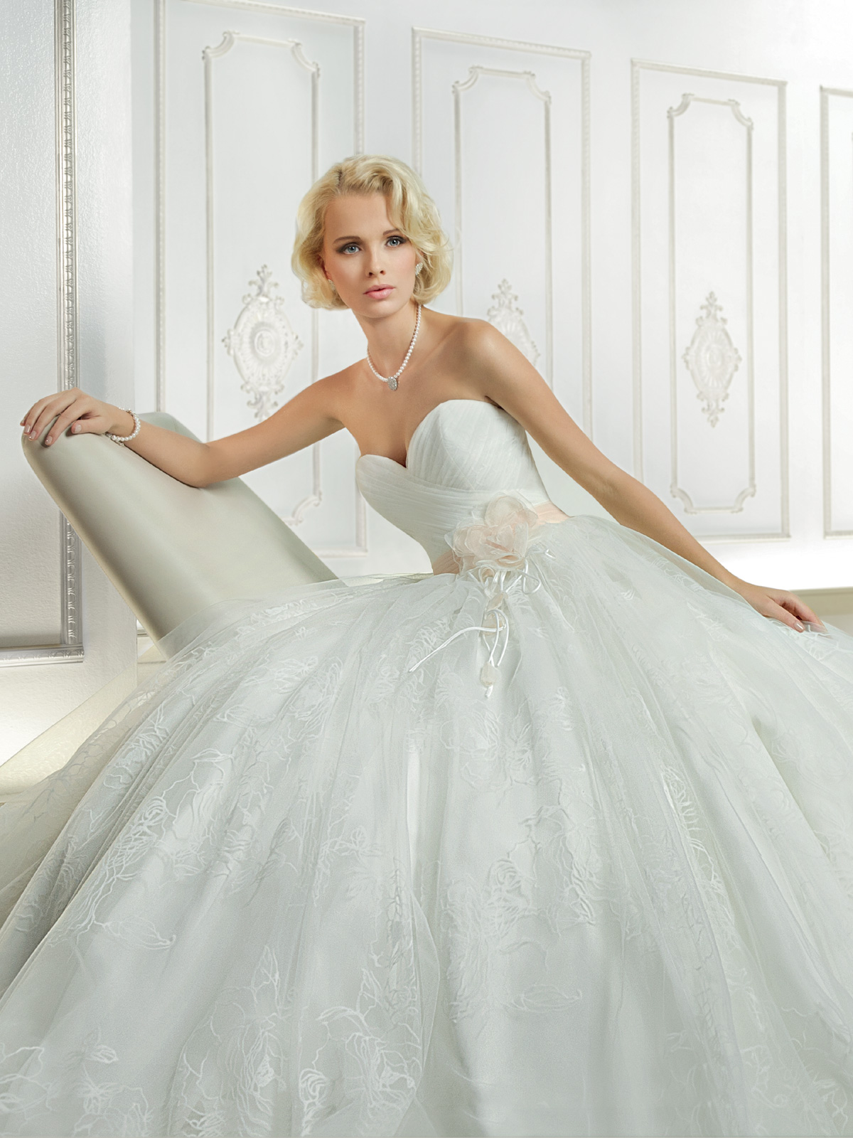 Vestido De Noiva - 7731