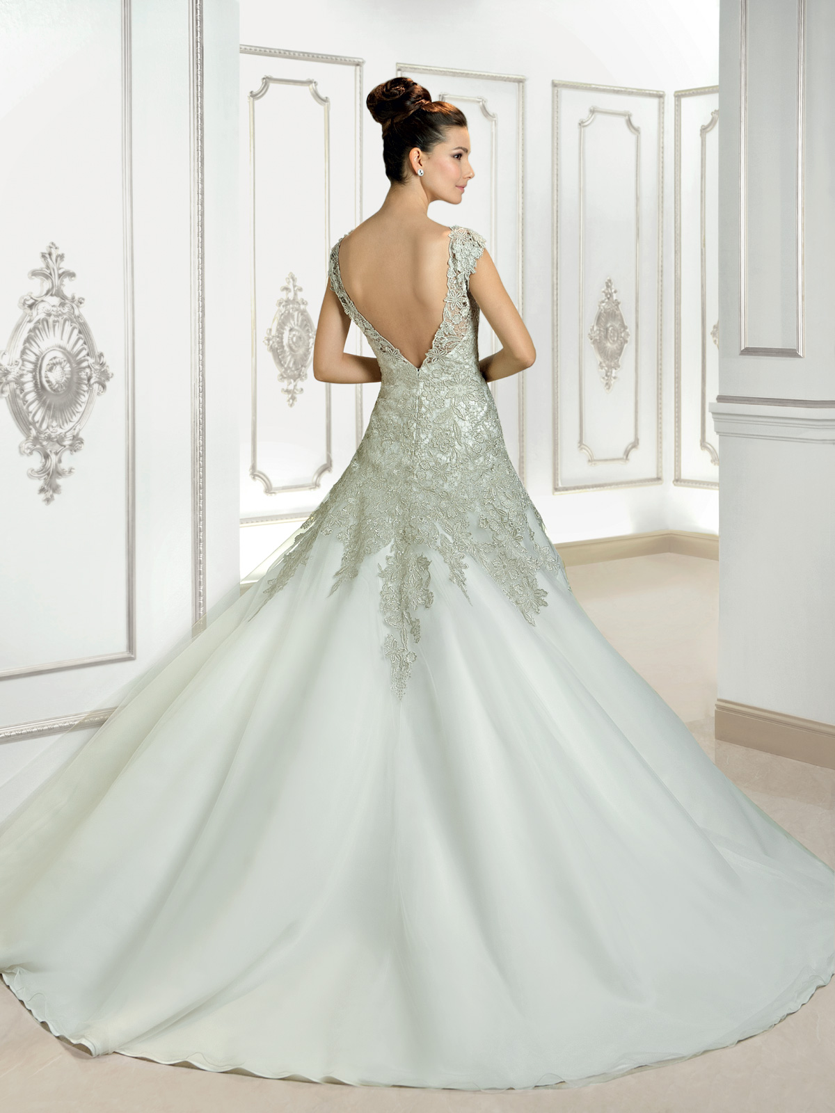 Vestido De Noiva - 7741
