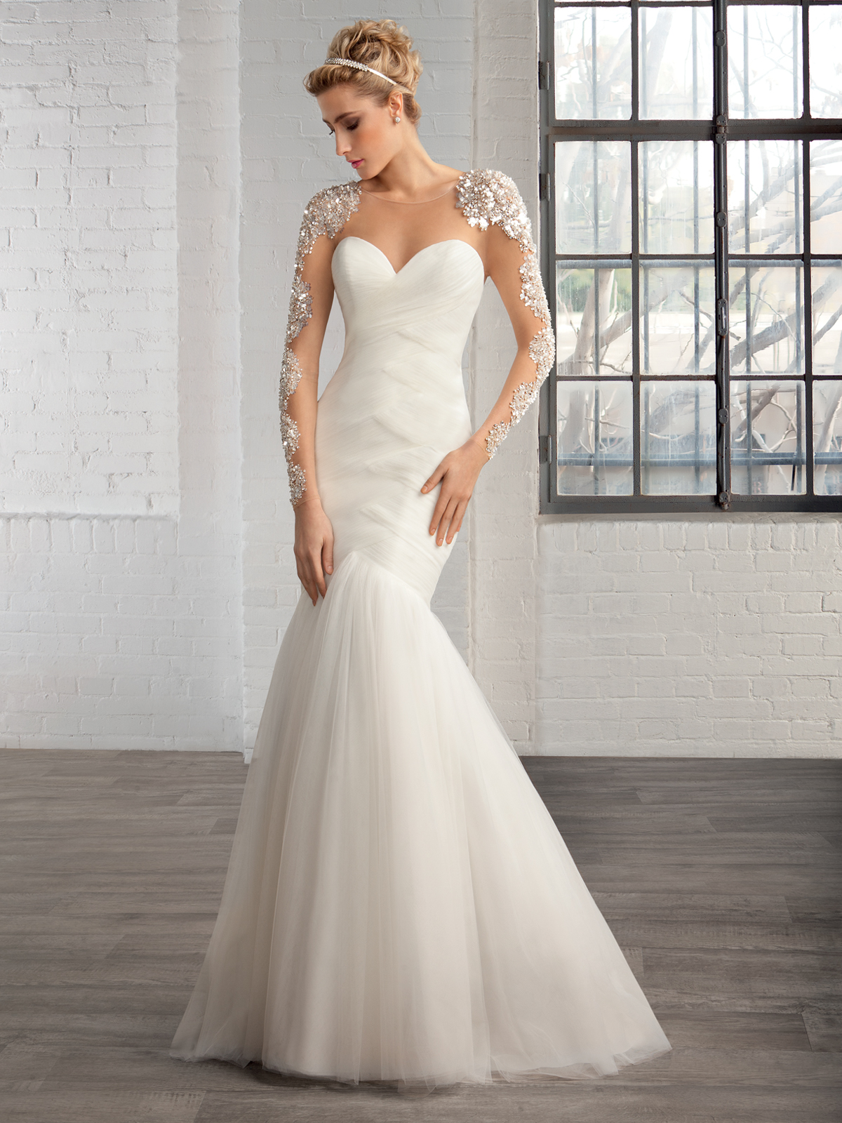 Vestido De Noiva - 7771