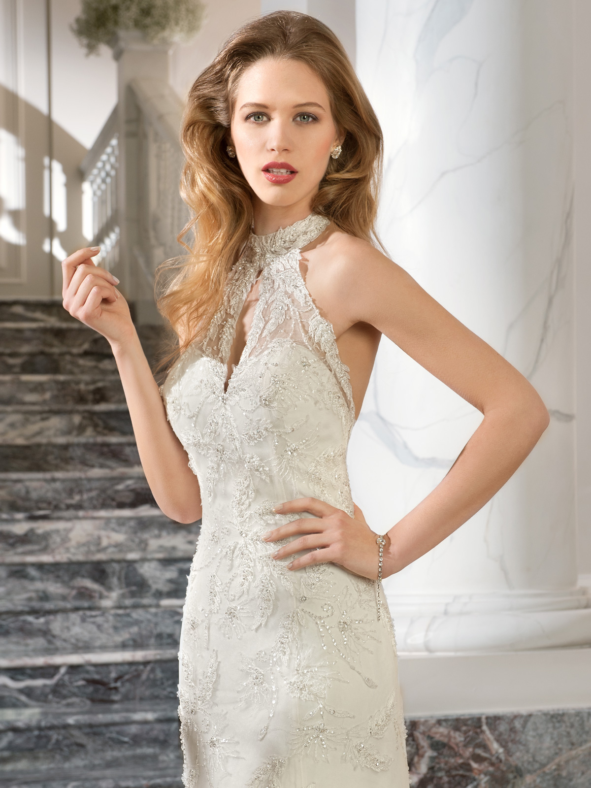 Vestido De Noiva - C215