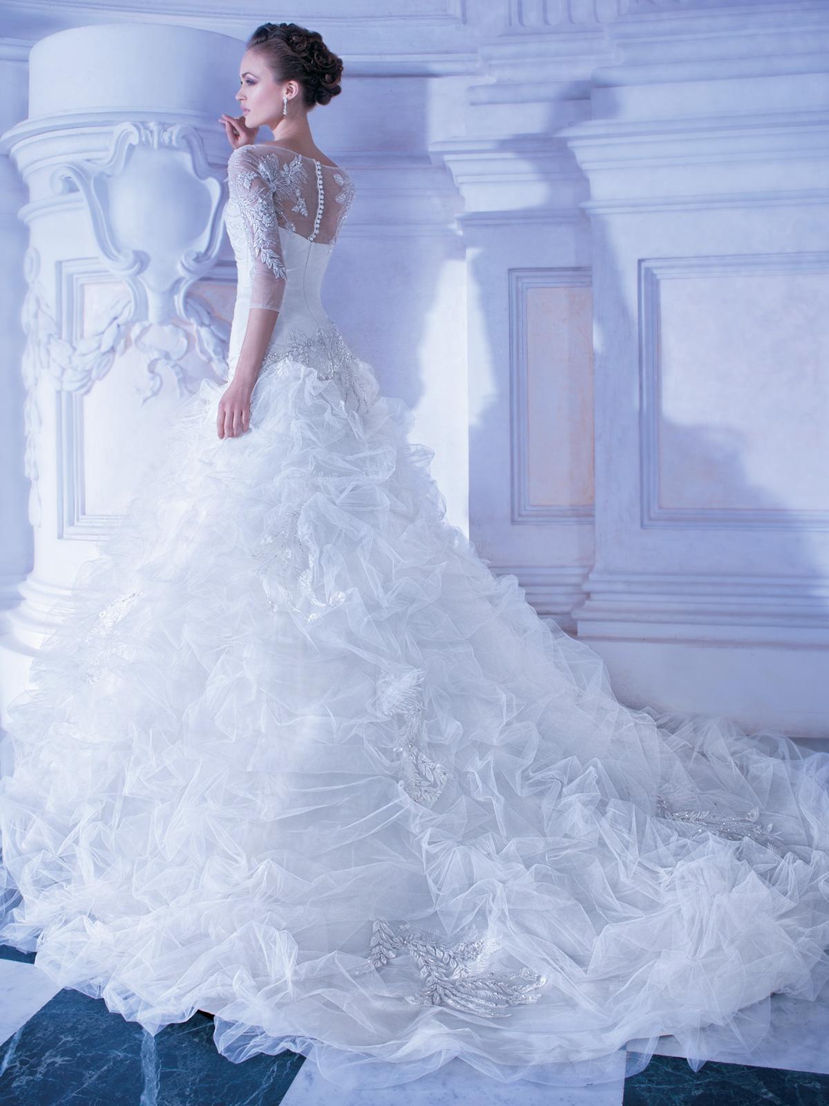 Vestido De Noiva - GR258