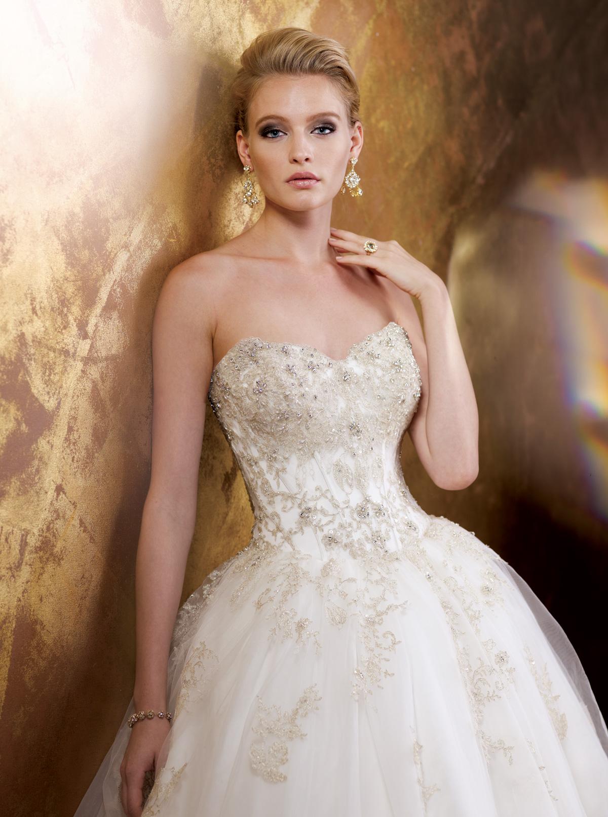 Vestido De Noiva - J11575