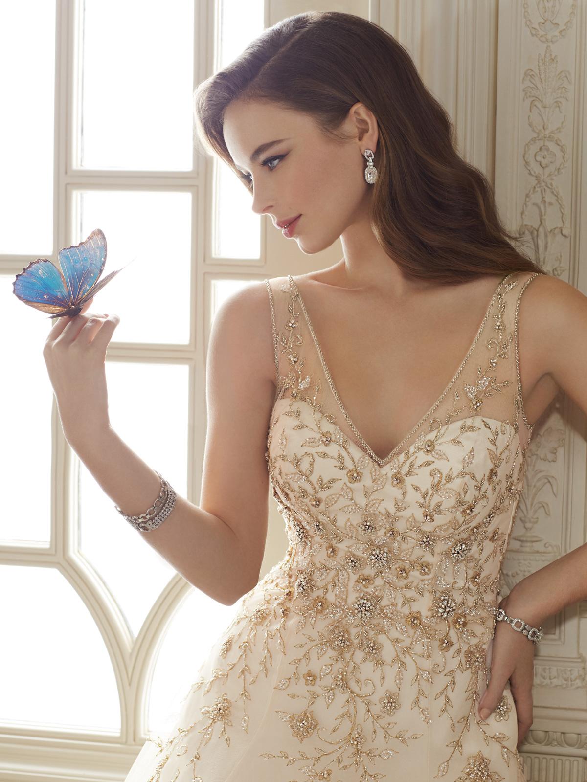 Vestido De Noiva - Y11650