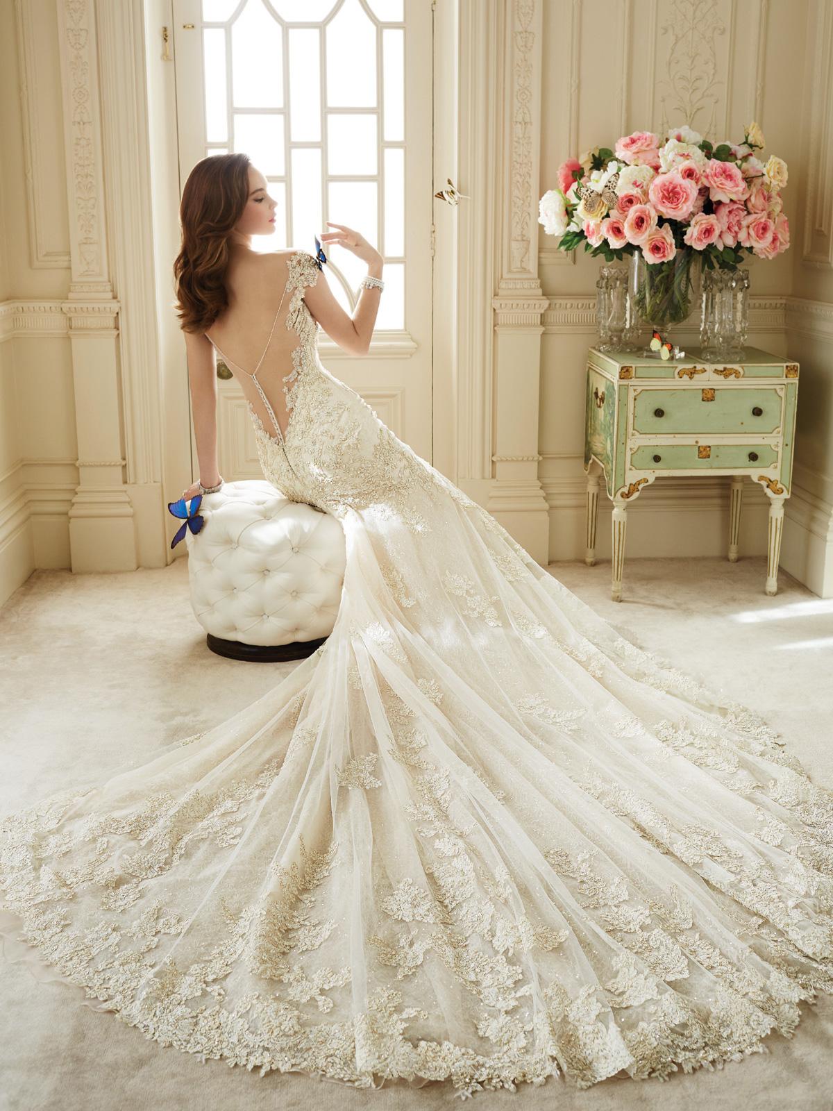 Vestido De Noiva - Y11651